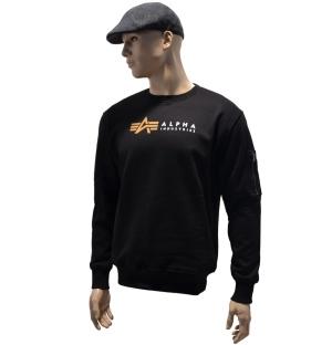 Alpha Industries Label Sweatshirt