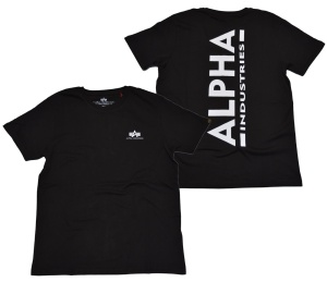 Alpha Industries T-Shirt Backprint T