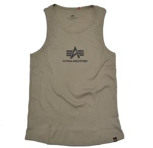 Alpha Industries Tanktop Muskelshirt Unterhemd Logo