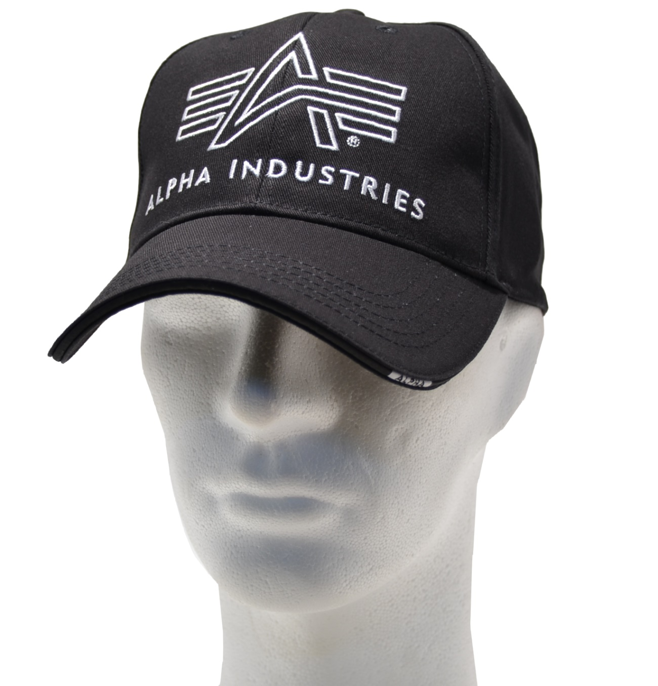 size 40 f3f65 71a82 Alpha Industries Cap Logo - Alpha Industries bei Ultras Shop -  www.ultrasversand.de