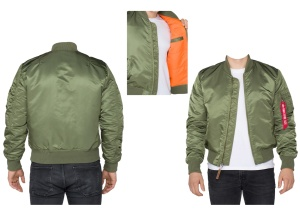 Alpha Industries MA-1 VF59 Jacke