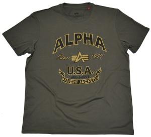 Alpha Industries T-Shirt FJT