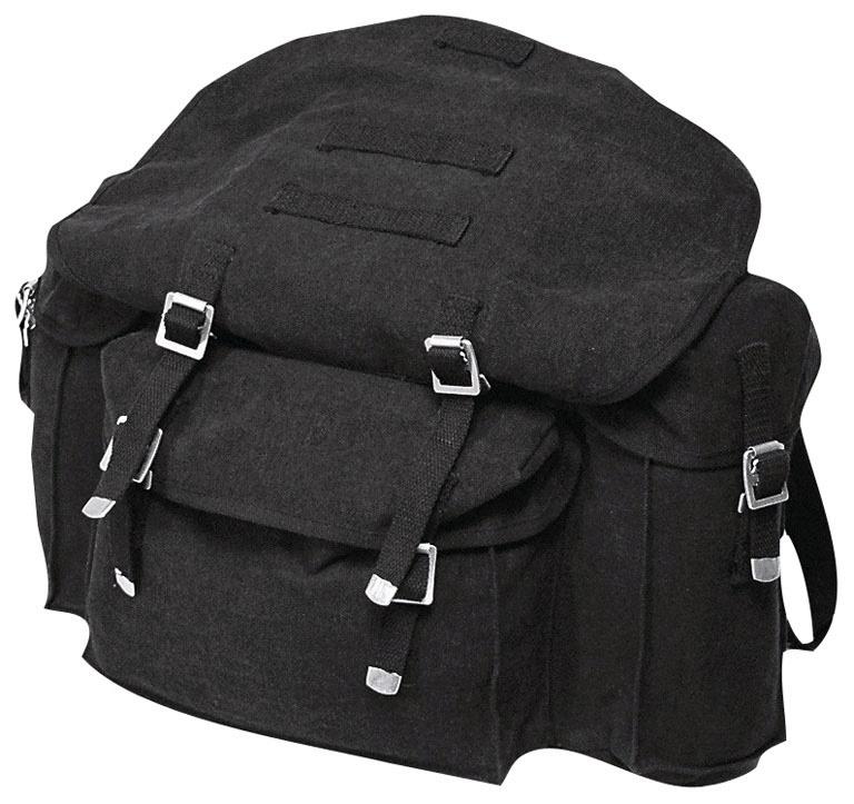 BW Rucksack Import schwarz