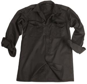 BW Diensthemd langarm