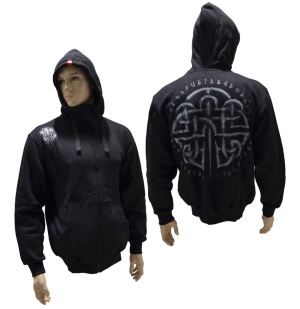 Dobermans Aggressive Kapuzenjacke Celtic 2