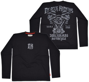 Dobermans Aggressive Longsleeve Death Riders