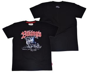 Dobermans Aggressive T-Shirt Vikings