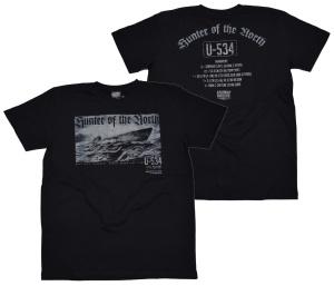 Dobermans Aggressive T-Shirt U 534 Hunter of the North