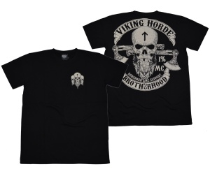 Dobermans Aggressive T-Shirt Viking Horde