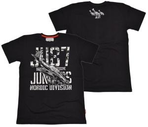 Dobermans Aggressive Streetwear T-Shirt JU.87