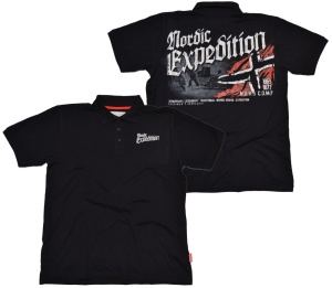 Dobermans Aggressive menswear Polo-Shirt Nordic Expedition