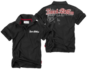 Dobermans Aggressive Viking Clothing Poloshirt Nord Storm 2