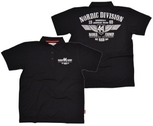 Dobermans Aggressive streerwear Polo-Shirt Nord. Comp.