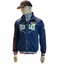 Everlast Trikot-Sweatjacke Double Zip