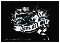 Aufkleber Ost Bike
