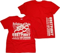 T-Shirt Eastfight Religion Of Pain