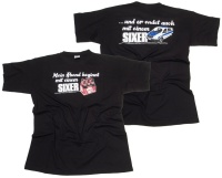 T-Shirt Sixer