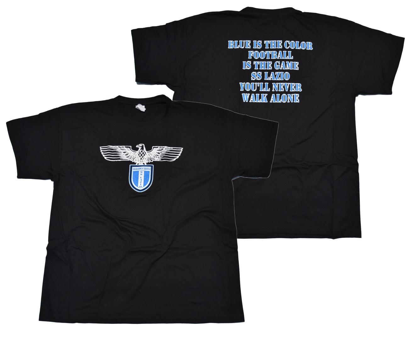 T shirt irriducibili lazio in xl 3 halbzeit details for Irriducibili shop