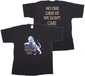 T-Shirt Millwall Enough Said