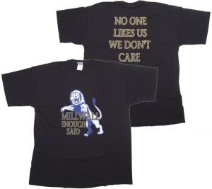 T-Shirt Millwall Enough Said