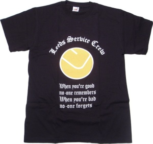 T-Shirt Leeds Service Crew