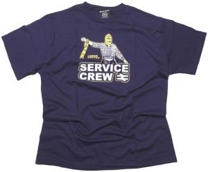 T-Shirt Service Crew
