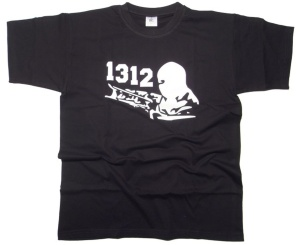 T-Shirt 1312 Zwille Extrem Style G12