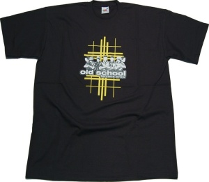 T-Shirt Old School Terrace Crew