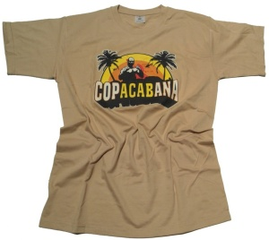 T-Shirt CopACABana