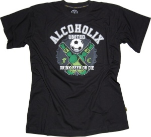 T-Shirt Alcoholix