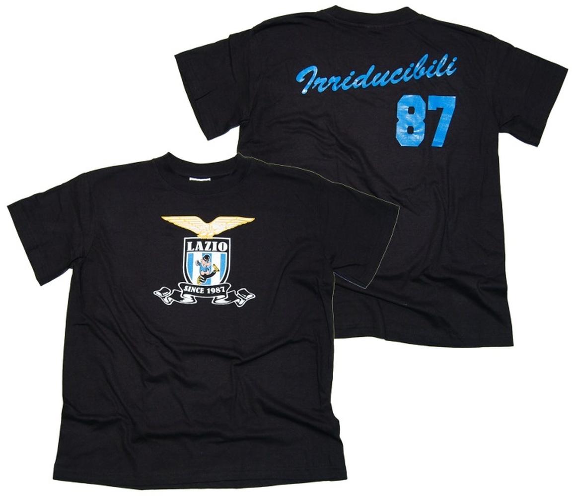 Lazio t shirt 3 halbzeit shop hts286 bei www for Irriducibili shop