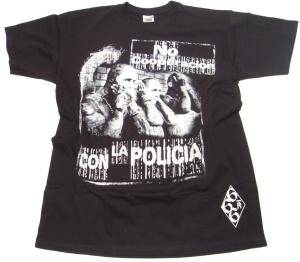 T-Shirt No cooperacion con la policia