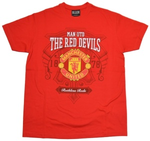 T-Shirt MAN UTD