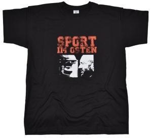 T-Shirt Sport im Osten G513 ohne 1312