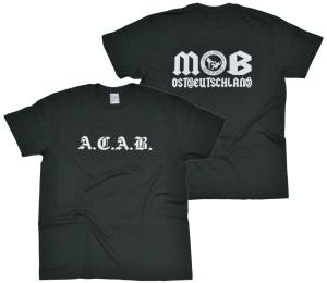T-Shirt ACAB Mob Ostdeutschland G24 G26