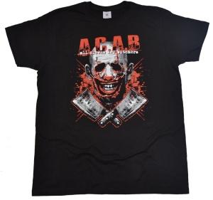 T-Shirt ACAB All Clowns are Butchers G447U