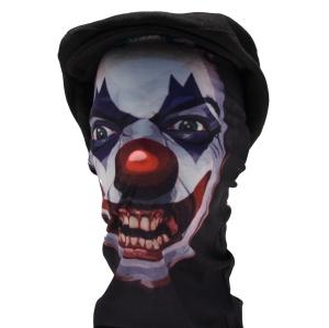 Multifunktions Tuch Horror Clown IV