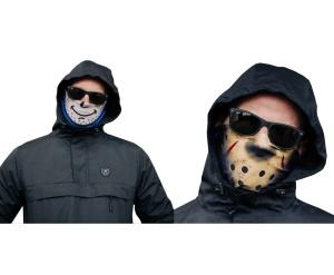 PG Wear Maske Neck Cover Double Face