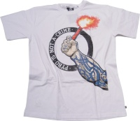 PG Wear T-Shirt Pyro Is Not A Crime