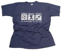 T-Shirt FWA Fußball Weiber Alkohol G16