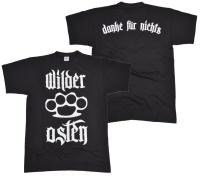 T-Shirt Wilder Osten