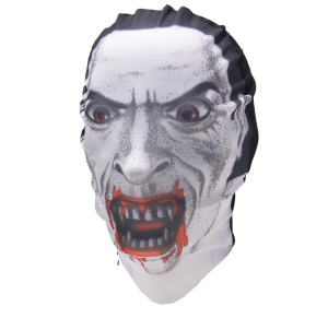 Full-Face-Maske Vampir