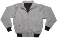 Sommer Harrington Style Jacke kariert