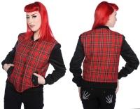 Damen Baseballjacke im Harrington Style Jacke 660524
