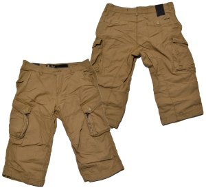 Jet Lag Short 18012 in beige/sand