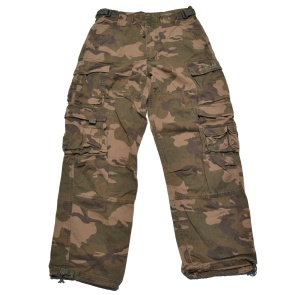 Jet Lag Cargohose Modell 007 Twill in camo