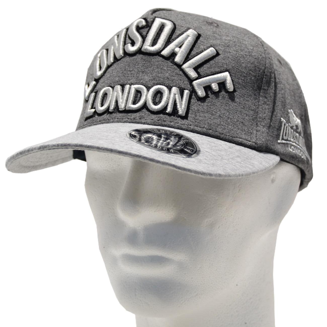 Lonsdale London Basecap mit grossem Logo