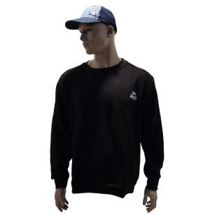 Lonsdale London Sweatshirt mit kleinem Logo fällt sehr groß aus