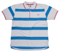 Lonsdale London Poloshirt 2 Block Stripe