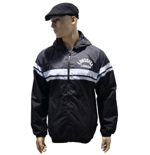 Lonsdale London Wind-/Regenjacke Retro